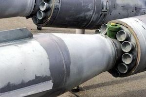 Kinh hoàng sức mạnh bom phản lực Nga nã xuống đầu phiến quân ở Syria