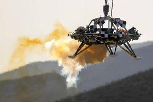 Trung Quốc đã thử thành công tàu thám hiểm sao Hỏa