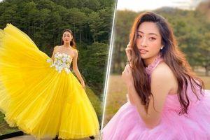 Lương Thùy Linh khoe nhan sắc 'vạn người mê', hứa hẹn chiếm ngôi 'Hoa hậu Thời trang' Miss World 2019