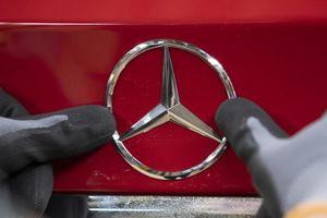 Triệu hồi gần 400.000 xe Mercedes-Benz E-Class tại Trung Quốc