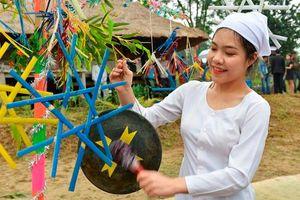 Nghi lễ nghề nông của đồng bào Thổ