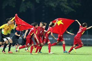 Lịch thi đấu bóng đá nữ Việt Nam tại SEA Games 30 chi tiết nhất