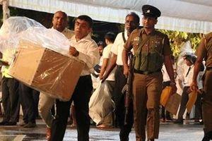 Cựu Bộ trưởng Quốc phòng Gotabaya Rajapaksa dẫn đầu