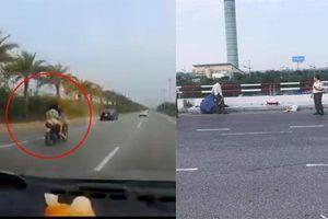 Đi xe máy vào khu vực cấm ở sân bay Nội Bài, hai người thiệt mạng