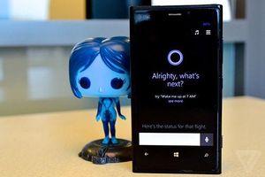 Microsoft sắp 'khai tử' Cortana trên smartphone