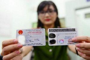 Năm 2020: Đồng loạt cấp thẻ Căn cước công dân trên cả nước