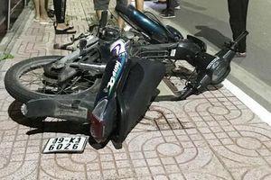 Trung úy công an thiệt mạng khi truy bắt băng trộm xe