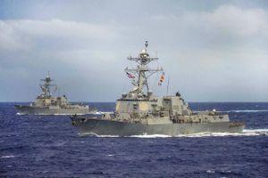 Trung Quốc hối thúc Mỹ ngưng thị uy sức mạnh trên Biển Đông