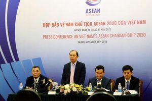 Việt Nam chủ trì, điều phối 300 hội nghị, hoạt động trong năm Chủ tịch ASEAN 2020