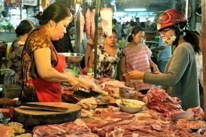 Sớm ổn định giá và ngành hàng thịt lợn