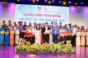 183 nhà giáo tiêu biểu đạt danh hiệu 'Nhà giáo của năm 2019'