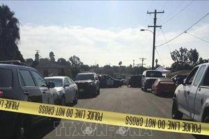 Mỹ: Xả súng tại California, 5 người thiệt mạng