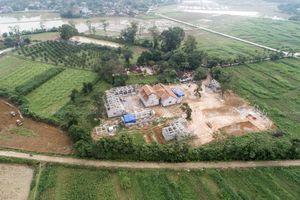 Xây chùa Linh Sâm xâm lấn di tích quốc qia: Xem thường Luật Di sản văn hóa
