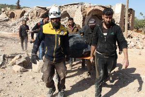 Tình hình Syria: Thổ Nhĩ Kỳ bắt giữ tay súng người Kurd đánh bom xe, tỉnh Idlib bị không kích