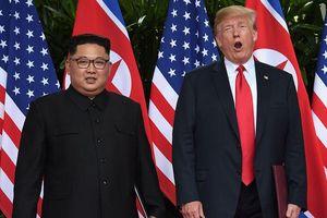 Hẹn 'sớm gặp lại' nhà lãnh đạo Triều Tiên, Tổng thống Trump bị dội gáo nước lạnh