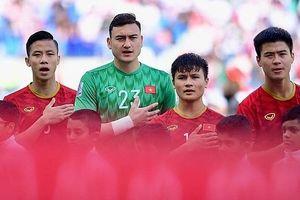 HLV Park Hang Seo chốt danh sách 23 cầu thủ dự trận gặp Thái Lan