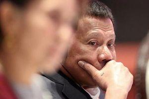 Tổng thống Philippines thừa nhận sức khỏe có vấn đề