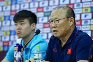HLV Park Hang Seo tuyên bố tìm ra điểm yếu của Thái Lan!
