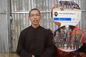 Cảnh báo trang Facebook giả mạo 5 chú tiểu nhóm Bồng Lai để lừa tiền