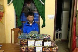 Quảng Bình: Bắt 4 vụ buôn bán pháo trong 2 ngày, thu hàng tạ pháo lậu