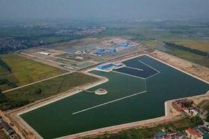 Hà Nội giao liên danh xây dựng nhà máy nước Xuân Mai