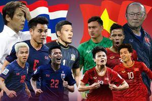 Huấn luyện viên Park Hang-seo chốt danh sách cầu thủ đối đầu Thái Lan