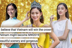 Dẫn đầu lượt xem Video Intro, Lương Thùy Linh được fan quốc tế kỳ vọng lập kỳ tích tại Miss World 2019