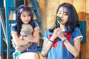 IU hóa cô nàng 'tắc kè bông' biến tấu loạt phong cách mới mẻ trong MV ca khúc chủ đề 'Blueming'