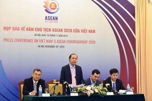 Việt Nam dành ưu tiên cao nhất thực hiện trọng trách Chủ tịch ASEAN 2020