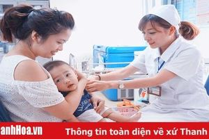 66.029 trẻ được tiêm bổ sung vắc-xin Uốn ván, Bạch hầu giảm liều