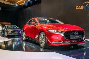 Giá lăn bánh xe Mazda3 2020