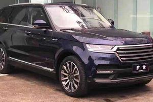 Range Rover tiếp tục bị làm nhái tại Trung Quốc, giá chỉ bằng một phần mười