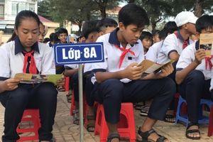 Cần Thơ tăng cường tuyên truyền ATGT cho học sinh, tài xế, tiểu thương