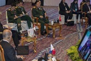 Biển Đông trở thành tâm điểm Hội nghị Bộ trưởng Quốc phòng ASEAN
