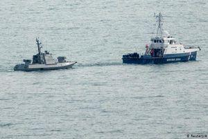 Nga thả tàu chiến Ukraine: 'Cú hích' cho Hội nghị thượng đỉnh Normandy