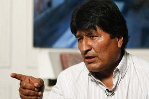 Khủng hoảng chính trị Bolivia có thể dẫn đến một cuộc nội chiến