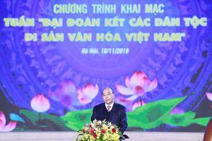 Thủ tướng: Truyền thống đại đoàn kết làm nên một sức mạnh vô bờ bến