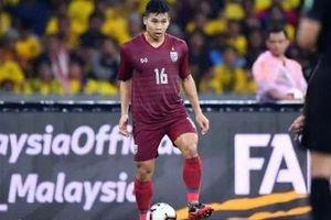 Tiền vệ đội tuyển Thái Lan kêu gọi người hâm mộ đừng quay lưng với đội nhà