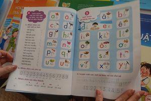 Khi nào Bộ GD&ĐT công bố sách giáo khoa lớp 1 mới?