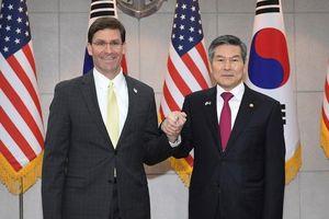 Mỹ - Hàn Quốc tiếp tục đàm phán chia sẻ chi phí quân sự