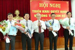 Đồng Nai: Bổ nhiệm Trưởng ban Nội chính thay ông Hồ Văn Năm