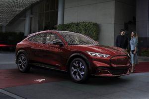 Ford Mustang Mach-E ra mắt - chiếc SUV to lớn với nhiều tham vọng