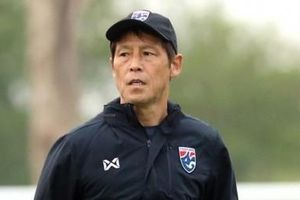 HLV Nishino muốn Thái Lan tập trung cho trận gặp Việt Nam
