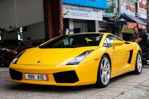 Chiếc Lamborghini của Cường Đô La mở đầu phong trào siêu xe ở VN
