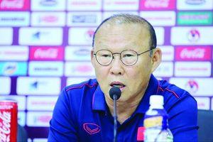 Thầy Park nắm 'thóp' tuyển Thái Lan