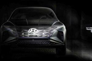 Hyundai sắp gây sốc với mẫu SUV mới: Xung quanh xe toàn là 'kim cương'
