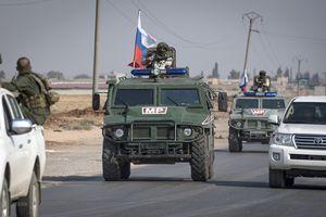 Nga, Thổ Nhĩ Kỳ tiến hành đợt tuần tra chung thứ 8 ở miền Bắc Syria