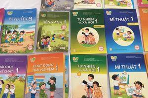 Công bố các bộ sách giáo khoa lớp 1 vào ngày 22/11