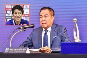FAT gây áp lực cho HLV Akira Nishino trước trận gặp Việt Nam