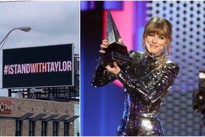 Taylor Swift chính thức giành quyền được hát hit của chính mình tại American Music Awards 2019